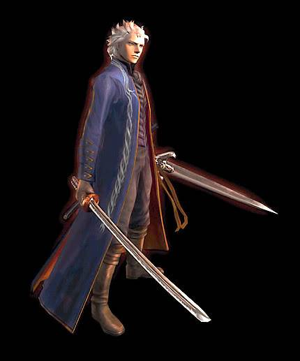 Devil may Cry 3 - Vergil Pictures, Images and Photos