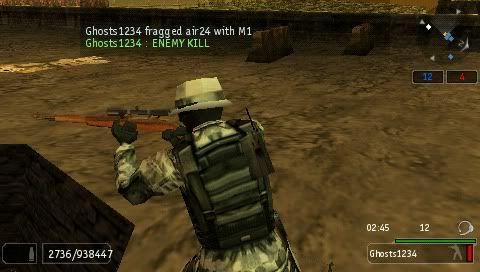 My friend sniping Screen4