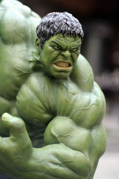 MOVIE Avengers HULK custom 1/4 scale IMG_3911