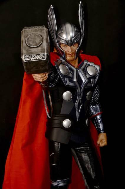 GOD OF THUNDER HALF SCALE - Page 2 _DSC8805