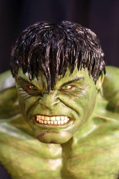 My Hulk Bust IMG_7049