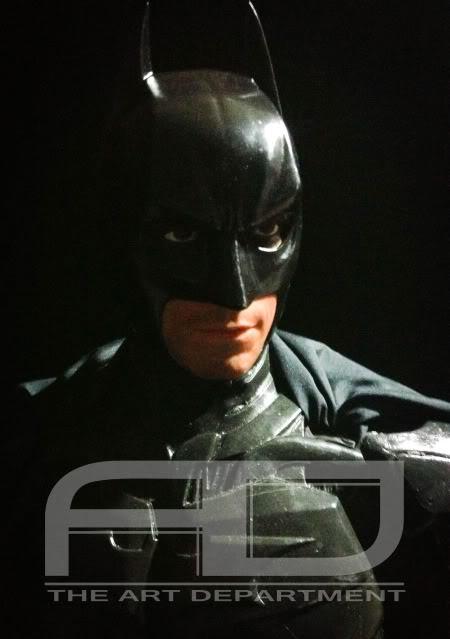 Dark Knight ( C. BALE)  Half Scale custom full statue IMG_1485