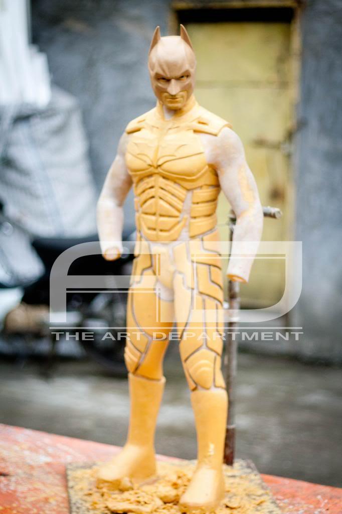 Dark Knight ( C. BALE)  Half Scale custom full statue IMG_4689_zps978b16e9