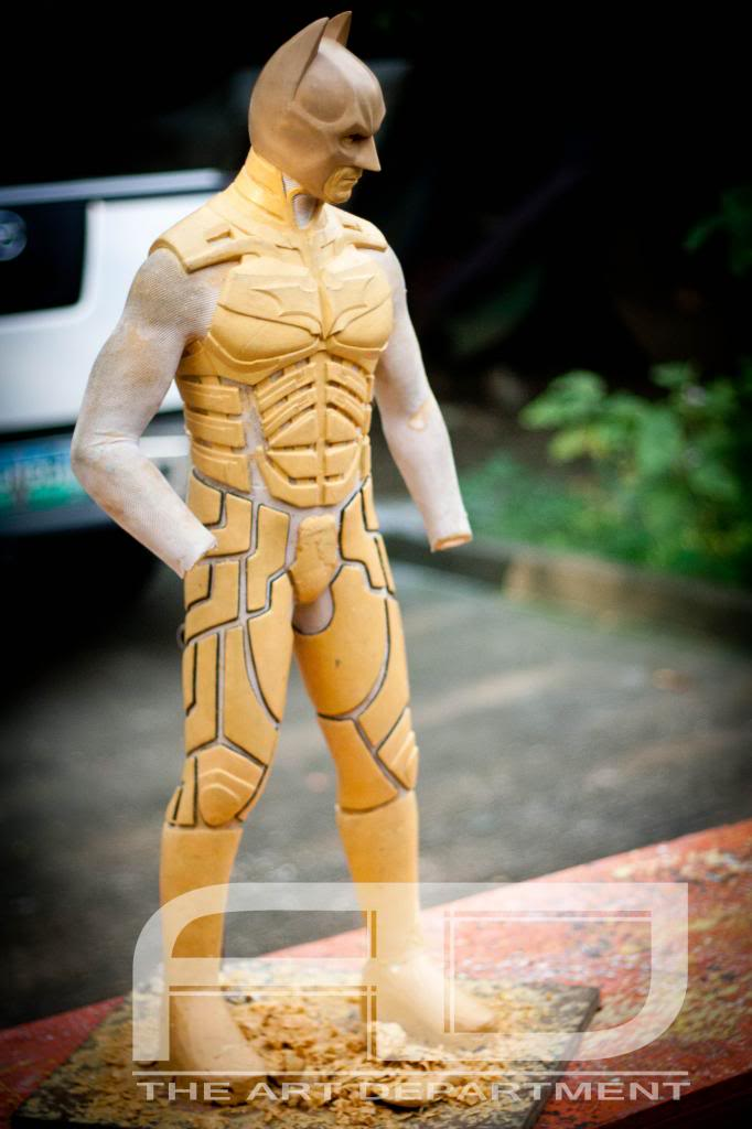 Dark Knight ( C. BALE)  Half Scale custom full statue IMG_4699_zps4e509b74