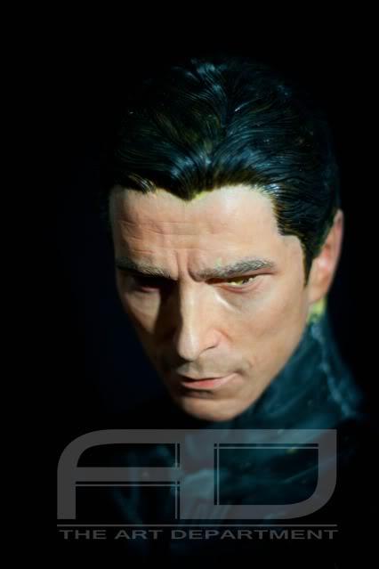 Dark Knight ( C. BALE)  Half Scale custom full statue IMG_5187