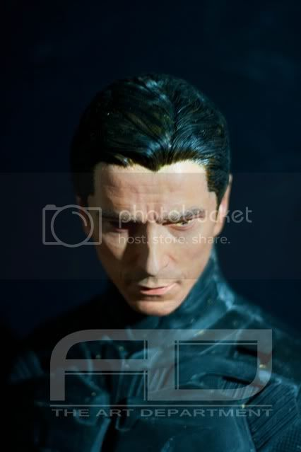 Dark Knight ( C. BALE)  Half Scale custom full statue IMG_5188