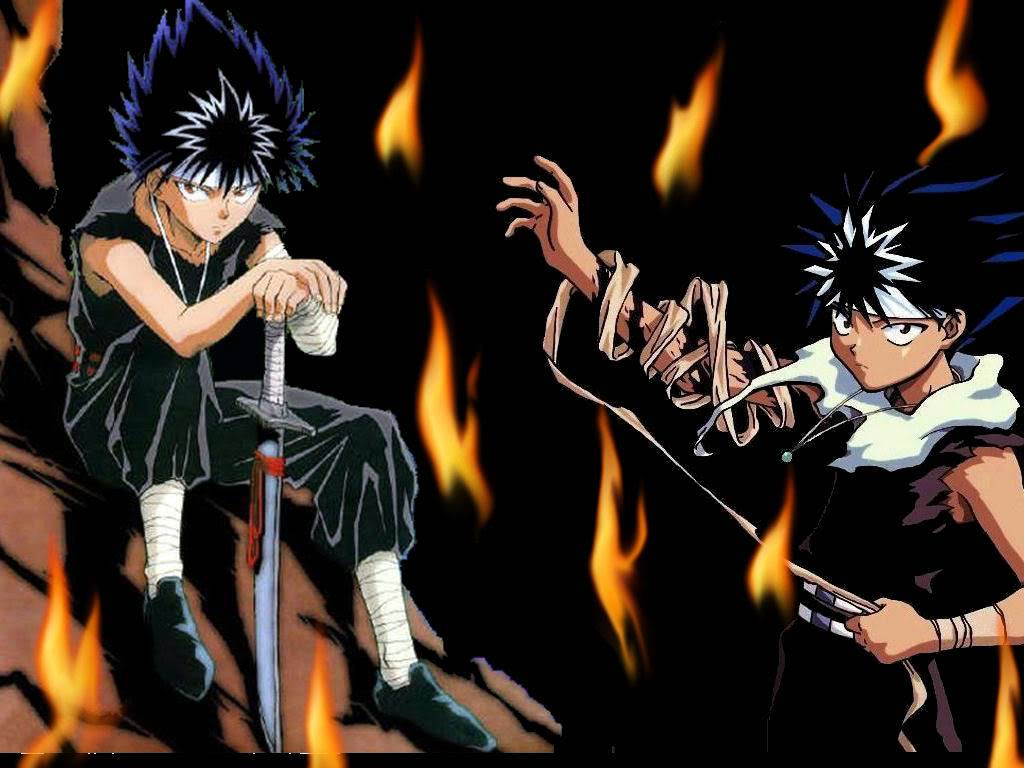 Forest rumble.... Hiei