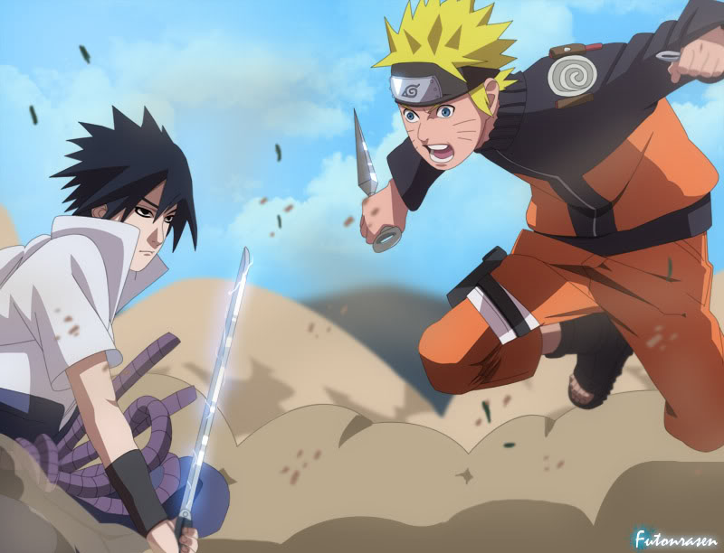 Misiones de Memnoch. The_Destiny___Naruto_vs_Sasuke_by_f