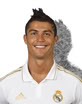 Real Madrid History and Current Players CRISTIANO0-1