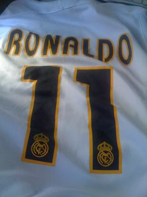 Mesut Ozil discussion - Page 2 Ronaldo11jersey