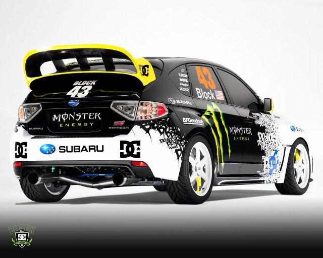Ken Block, a punto de concretar su participación en el WRC hasta 2012 Ken_block