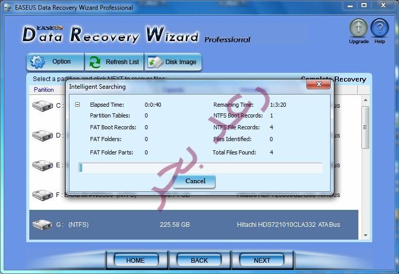 برنامج لاستعاده الملفات المحذوفهEASEUS Data Recovery Wizard Professional v5.0.1  KHALID3-2