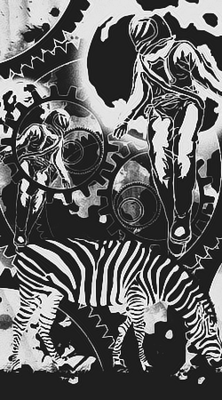 FDLS #135 [BLACK & WHITE] ConcepBW