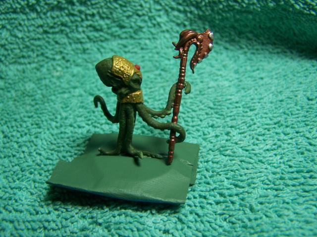 "31002 - Edofleini (Edo Faction) Guardling #1 (Spawnguard) – Bombshell Miniatures ""Counterblast"" 32mm Pewter (metal) figure Guardlingpainted1_zps6e2ae4cb"