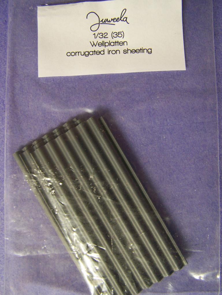 Juweela Corrugated Iron Sheeting in 1/32nd-1/35th scale CorrugatedIronSheeting1_zps2cd1212d