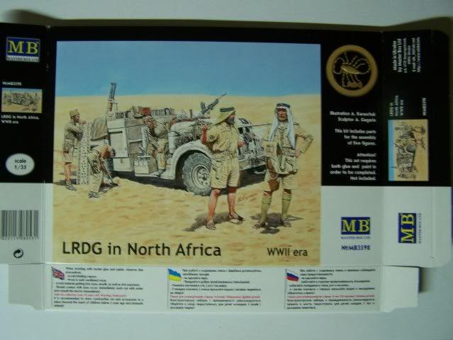 Master Box - LRDG in North Africa LRDGinNorthAfricaboxfront