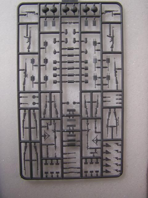 Master Box German infantry defense - Eastern Front Battle Series, Kit No. 1 GermanInfantryDefenseWeaponsSprue_zps34235261