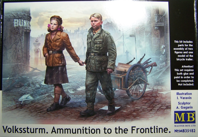 Volkssturm – Ammunition to the Frontline. 1/35th Scale, Kit # MB35182 Volkssturm%20-%20Ammo%20to%20the%20frontline%20Box%20Front_zpssrgglqb0