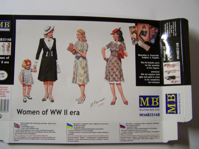 "Master Box ""Woman of WW II Era"" in 1/35th Scale WomanorWW-IIFront_zpsaa147555"