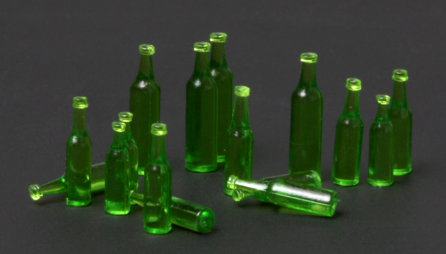 MENG - Beer Bottles for vehicles/dioramas in 1/35th scale Kit #SPS-011 MengBeerBottles3_zpse7b2dfaa