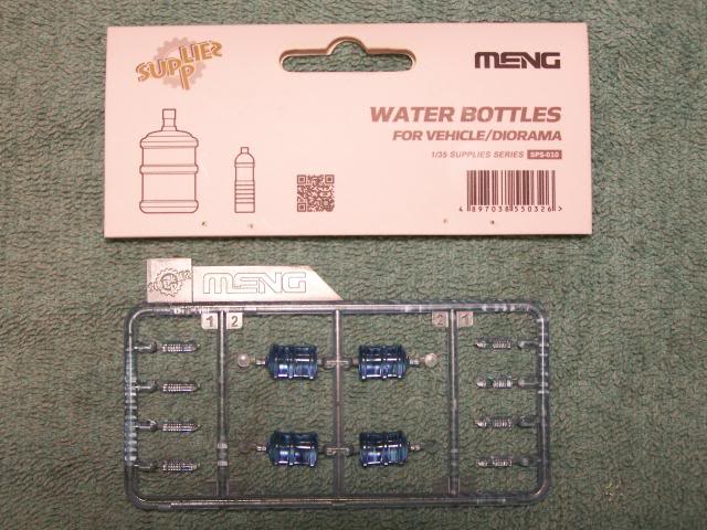 MENG - Water Bottles for vehicles in 1/35th scale Kit # SPS-010 Mengwaterbottles1_zpsf452f022