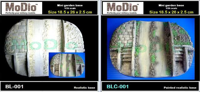 MoDio European Arch with Base Kit # BM-004  BL001