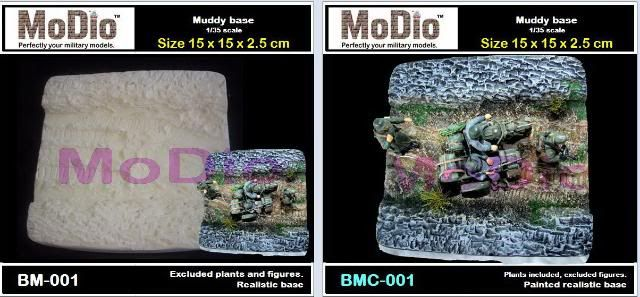 MoDio European Arch with Base Kit # BM-004  BM001