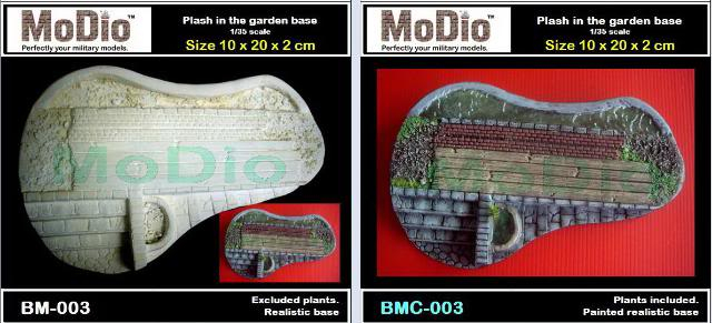 MoDio European Arch with Base Kit # BM-004  BM003