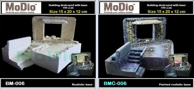 MoDio European Arch with Base Kit # BM-004  BM006