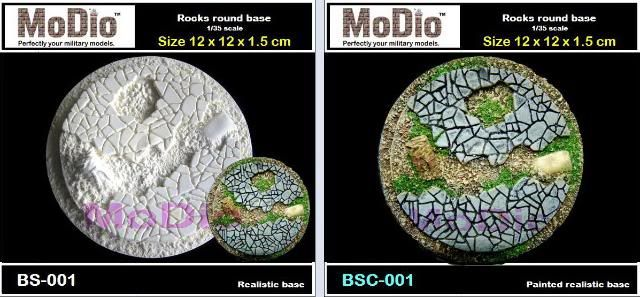 MoDio European Arch with Base Kit # BM-004  BS001
