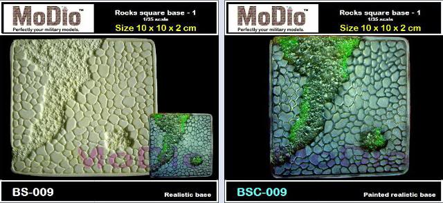 MoDio European Arch with Base Kit # BM-004  BS009