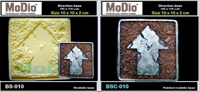 MoDio European Arch with Base Kit # BM-004  BS010