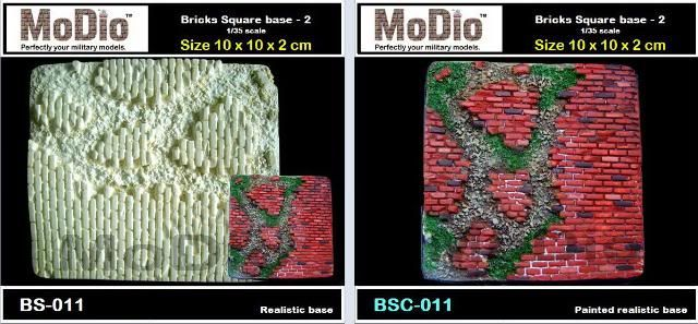 MoDio European Arch with Base Kit # BM-004  BS011
