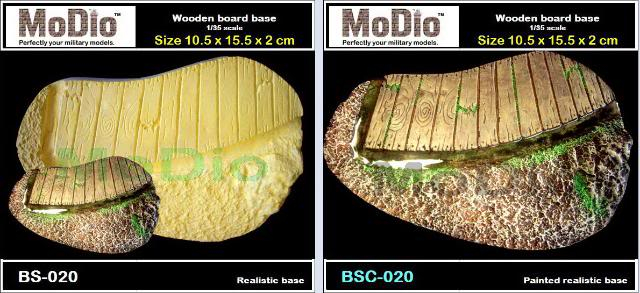 MoDio European Arch with Base Kit # BM-004  BS020