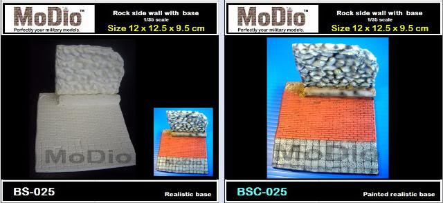 MoDio European Arch with Base Kit # BM-004  BS025