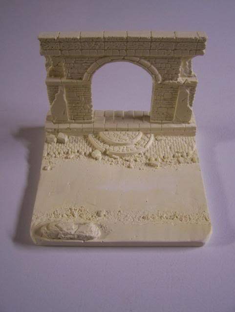 MoDio European Arch with Base Kit # BM-004  Base