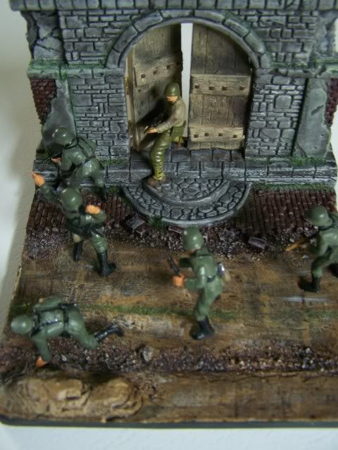 MoDio European Arch with Base Kit # BM-004  USsoldierambush