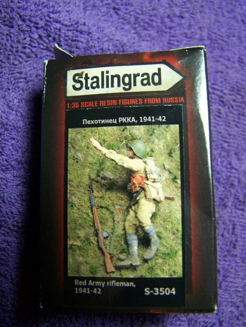 Stalingrad Red Army Rifleman (Wounded) 1941-42 in 1/35th Scale (S-3504) Red%20Army%20Rifleman%201941-42%20box_zpsuoa0sd4m