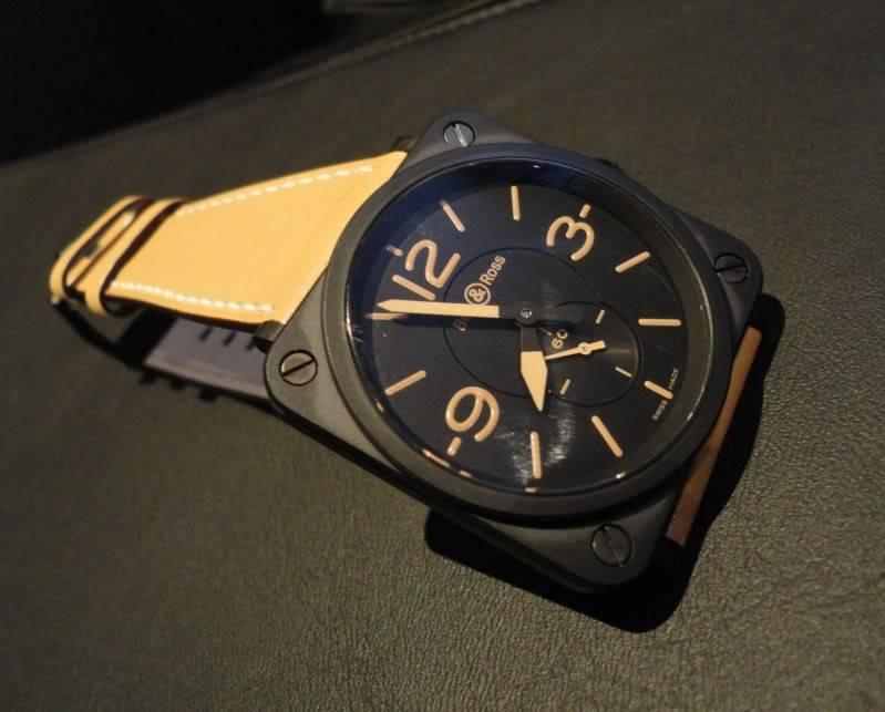 BRS, la montre ideale pour vos compagnes. DSC01852