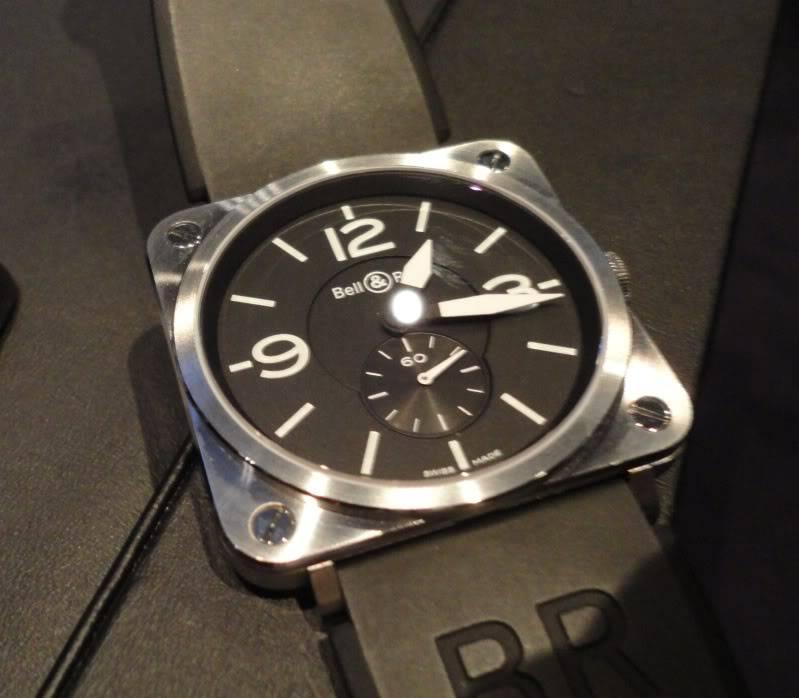BRS, la montre ideale pour vos compagnes. DSC01863