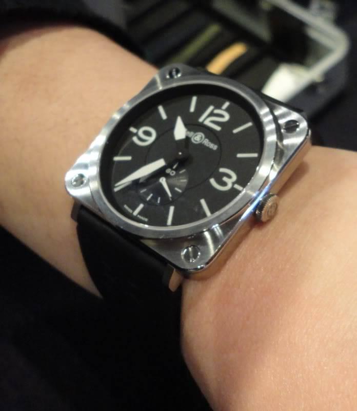 BRS, la montre ideale pour vos compagnes. DSC02001