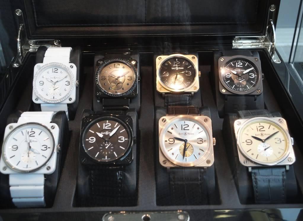 BRS, la montre ideale pour vos compagnes. DSC01576