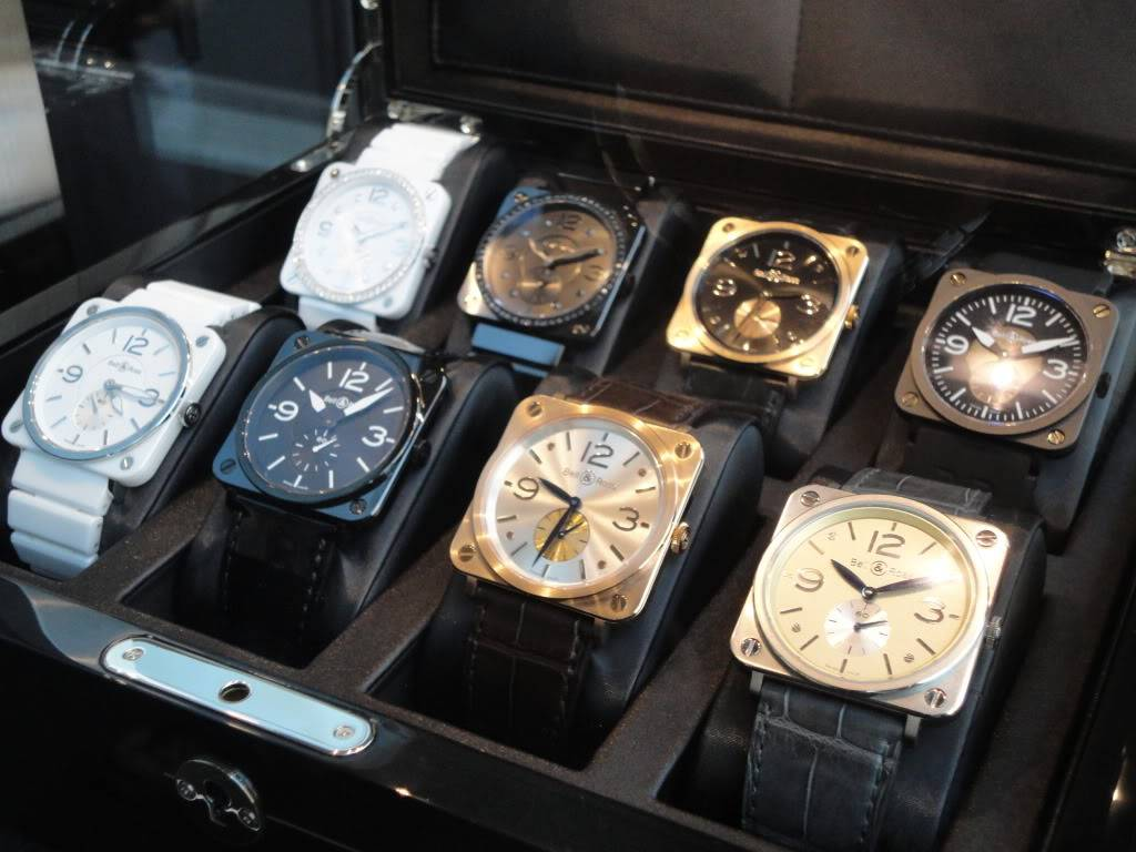 BRS, la montre ideale pour vos compagnes. DSC01619