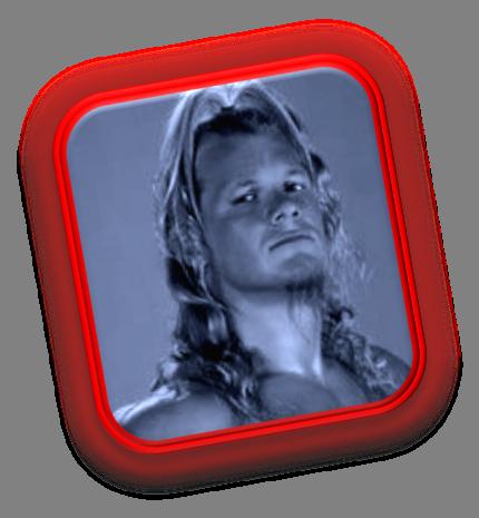 chris jericho avec une tete toujours aussi bizarre ^^ Jericho
