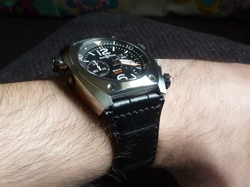 Bell & Ross BR 02 : question qualité ? P1020277