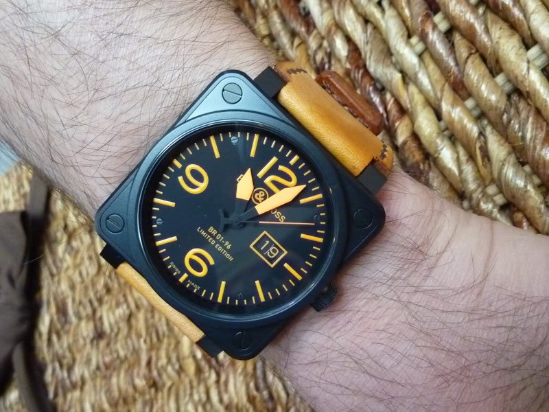La Bell & Ross du vendredi BRavoedition21