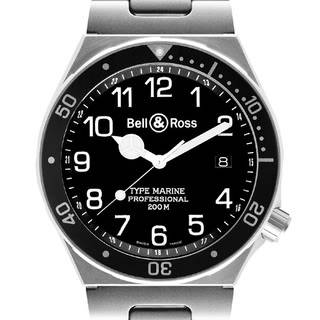 question Diver professional Bell-Ross-Type-Marine-Black