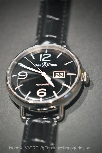 Bell&Ross Baselworld 2011 Ww1-2
