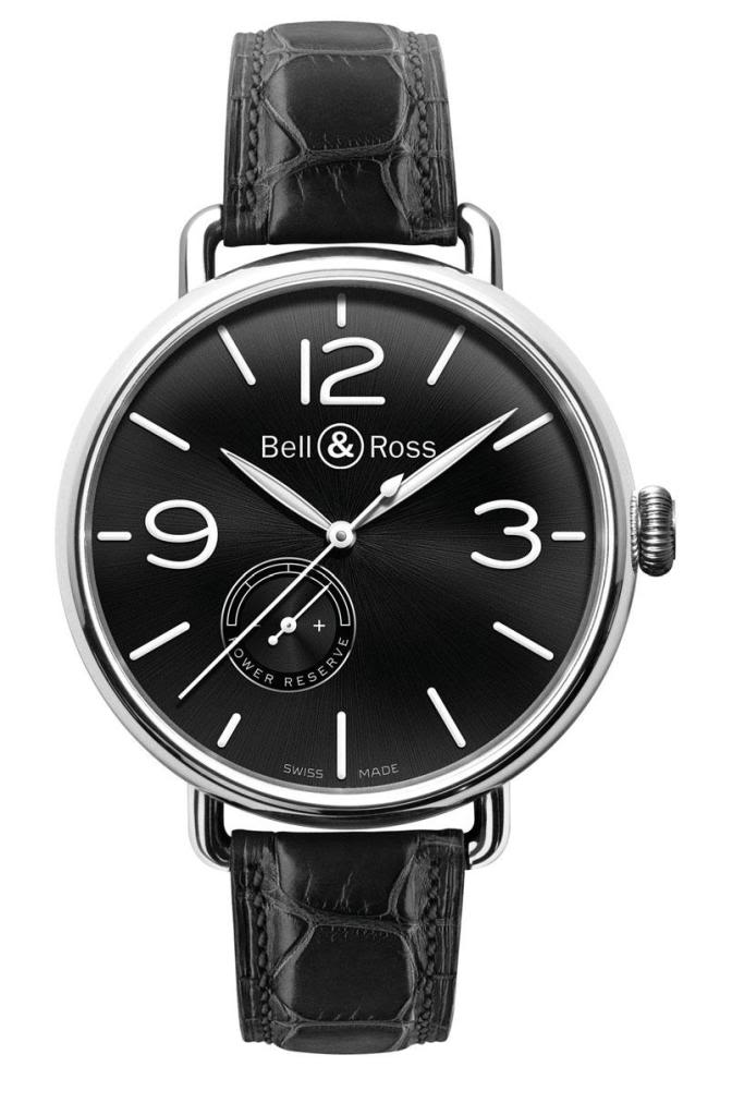 Bell&Ross Baselworld 2011 Ww1rdm