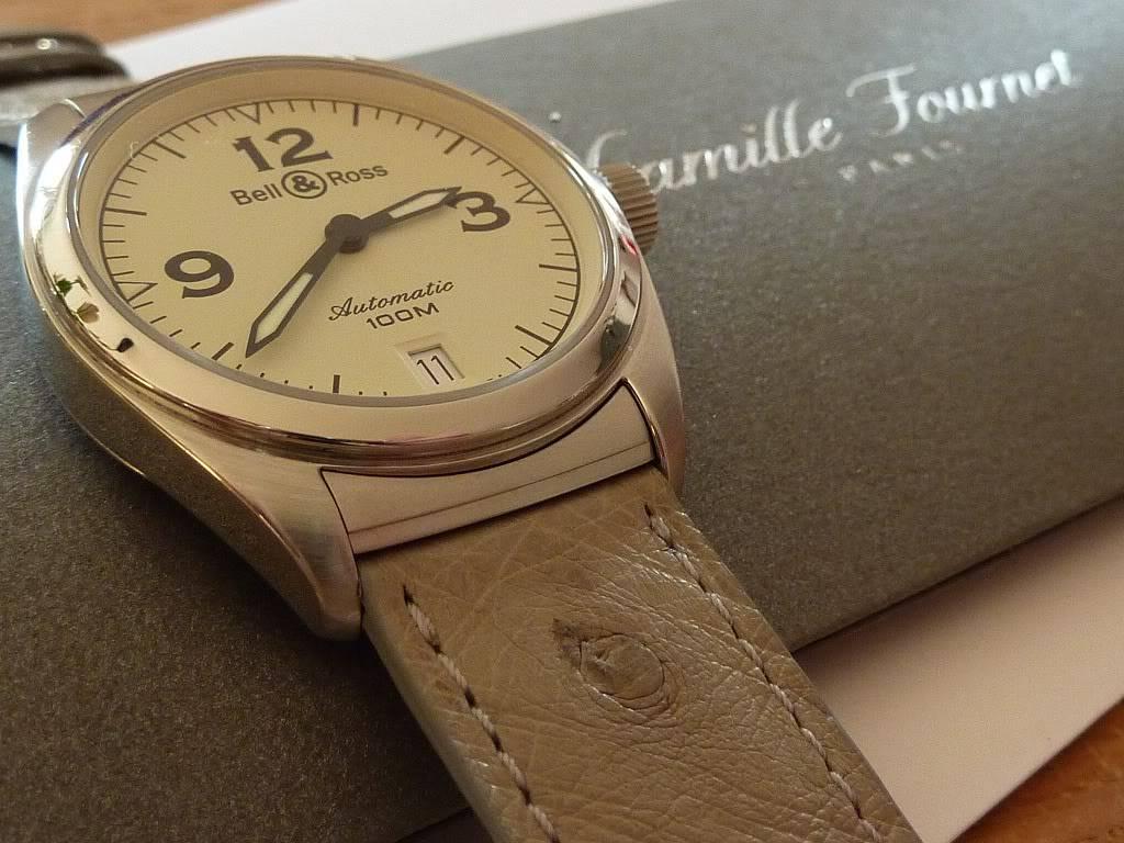 Comment votre moitié voit elle votre passion horlogére?. P1050738